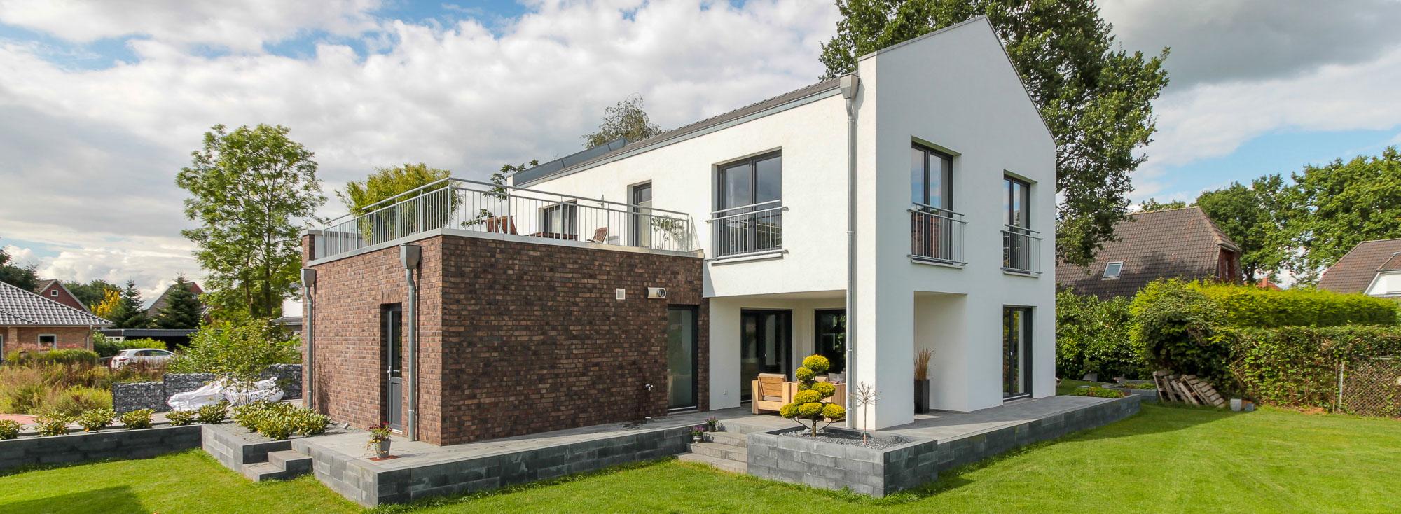 Bauhaus Modern Classic Unsere Hauser Im Bauhausstil Bauen Im Bauhausstil Mit Eco System Haus